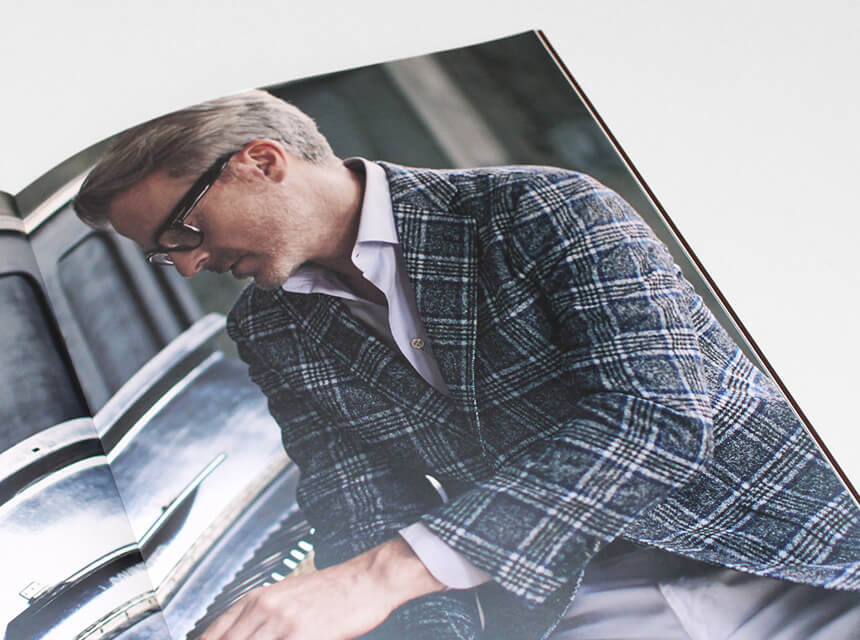 Tailor & Cloths Catalogue